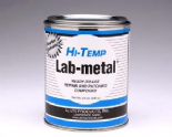 Alvin Hi Temperature Lab Metal Repair Filler Compound 680g